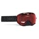 Black Aviator Goggles w/Rose Lens - 509-AVIGOG-16-BK