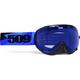 Blue Triangle Aviator Goggles w/Blue Lens - 509-AVIGOG-17-BT