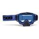 Blue Triangle Sinister X5 Goggles w/Blue Lens - 509-X5GOG-17-BT