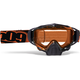 Orange Sinister X5 Goggles w/Orange Lens - 509-X5GOG-17-OR