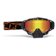 Orange Camo Sinister X5 Goggles w/Fire Mirror/Rose Tint Lens - 509-X5GOG-17-OC