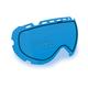 Blue Replacement Lens for Aviator Goggles - 509-AVILEN-13-BL
