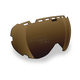 Bronze Mirror/Smoke Tint Replacement Lens for Aviator Goggles - 509-AVILEN-13-BZ