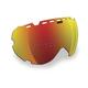 Fire Mirror/Rose Tint Replacement Lens for Aviator Goggles - 509-AVILEN-13-FR