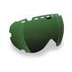 Green Mirror/Rose Tint Replacement Lens for Aviator Goggles - 509-AVILEN-13-GR