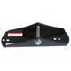 Black Mounting Shoe for Powder Pro, Tri-Keel, Tri-Keel II, Ultra-Lite SLT and MoHawk Skis - 35-407
