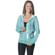 Women's Teal Five-0-Nine Zip Hoody
