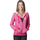 Women's Pink Ride Mountain Zip Hoody