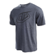 Heather Charcoal Logo T-Shirt