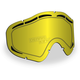 Polarized Yellow Maxvent Replacement Lens for Sinister X5 Goggles - 509-X5LEN-15-HPYL