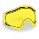 Yellow Maxvent Replacement Lens for Sinister X5 Goggles - 509-X5LEN-15-HYL