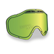 Green Mirror/Yellow Tint Replacement Lens for Sinister X5 Goggles - 509-X5LEN-13-GR