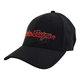 Black/Red Brand 2.0 Hat