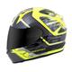 Neon/Silver EXO-R410 Convoy Helmet