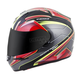 Red/Yellow EXO-R410 Kona Helmet