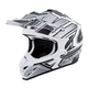 Black/Silver VX-35 Finnex Helmet