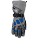 Gray/Blue Quest Gloves