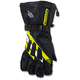 Black/Yellow Meridian Gloves