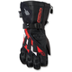Black/Red Meridian Gloves