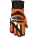 Orange/Black Rove Gloves