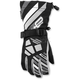 Youth Black/Gray Ravine Gloves
