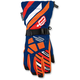 Youth Blue/Orange Ravine Gloves