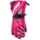 Youth Pink Ravine Gloves