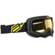 Youth Black/Hi-Viz Yellow Comp 2 Goggles - 2601-2100