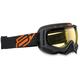 Youth Black/Orange Comp 2 Goggles - 2601-2101