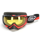 Red/Black Rev Comp 2 Goggles - 2601-2106