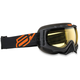 Black/Orange Vert Comp 2 Goggles - 2601-2109