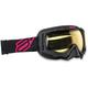 Black/Pink Vert Comp 2 Goggles - 2601-2110