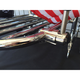 .765 in. Extended Style Indian Rack Flag Mount w/6 in.x9 in.Flag - RFM-RDHB765IN