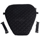 Supercruzr Quilted Diamond Mesh Gel Seat Pad - 6604-Q