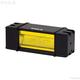 RF Series 6 in. LED Light Bar Yellow Fog Beam Kit SAE Compliant - 22-77206