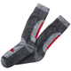 Gray/Red Regulator Socks