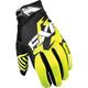 Black/Hi-Viz Elevation Lite Gloves