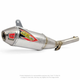 Stainless T-6 Slip-On Silencer (Aluminum/Stainless) - 0131625A