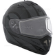 Matte Gray/Black Tranz RSV Chronos Modular Snow Helmet