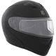 Black Flex RSV Snow Modular Helmet