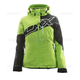Women's Charged Green/Black Mirage Backcountry Jacket