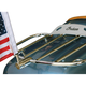 Extended Style Rack Flag Mount w/6 in.x 9 in. Flag - RFM-RDHB51IN
