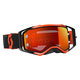 Black/Fluorescent Orange Prospect Goggles w/Orange Chrome Lens - 246428-5402280