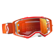 Orange/White Prospect Goggles w/Orange Chrome Lens - 246428-1362280