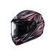 Black/Gray/Red CS-R3 Spike MC-1 Snow Helmet w/Framed Dual Lens Shield