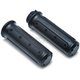 Black Heavy Industry Cable Throttle Grips  - 6121