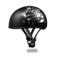 Gearhead Skull Cap Half Helmet