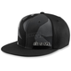 Black Recocamo Hat