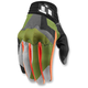 Green Anthem Deployed Mesh Gloves