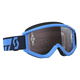 Blue Recoil XI Goggles w/Silver Chrome Lens - 246485-0003269